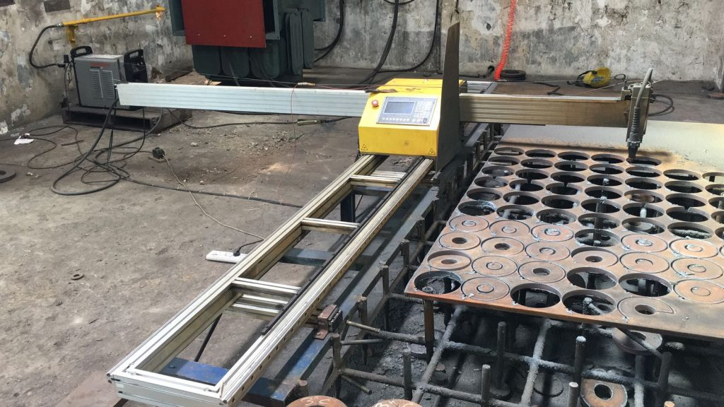 plasma cutting heavy duty